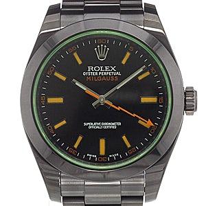 Rolex Milgauss 116400GV_DLC