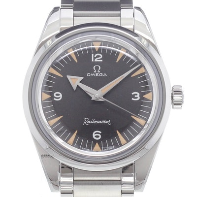 Omega Seamaster Railmaster - 1957 Trilogy Ltd. - 220.10.38.20.01.002