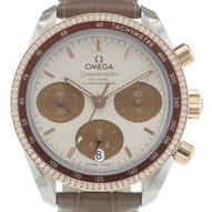 Omega Speedmaster 38 Co-Axial Chronograph  - 324.28.38.50.02.002