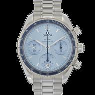 Omega Speedmaster 38 Co-Axial Chronograph  - 324.30.38.50.03.001