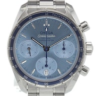 Omega Speedmaster 38 Co-Axial Chronograph  - 324.30.38.50.03.001