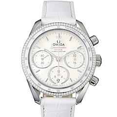 Omega Speedmaster 38 Co-Axial Chronograph  - 324.38.38.50.55.001