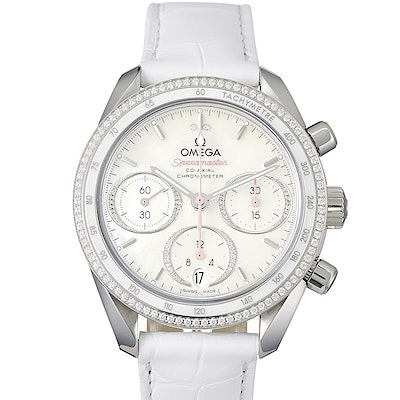 Omega Speedmaster 38 Co-Axial Chronograph  - 324.38.38.50.55.001