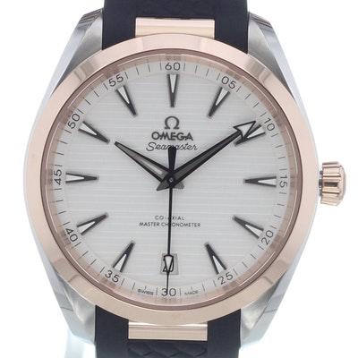 Omega Seamaster Aqua Terra 150 M Co-Axial Master Chronometer - 220.22.41.21.02.001