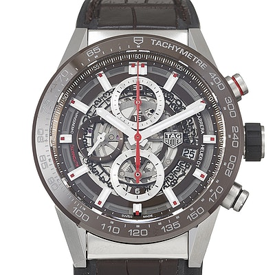 Tag Heuer Carrera Calibre HEUER 01 Automatic Watch - CAR201U.FC6405