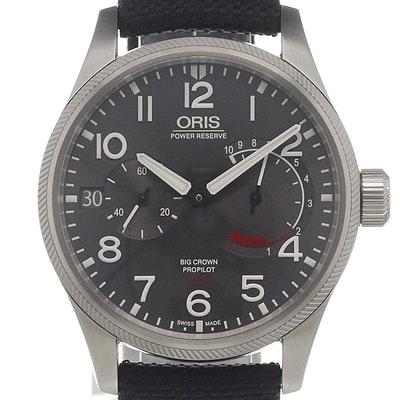 Oris Big Crown ProPilot - 01 111 7711 4163-Set 5 22 15FC