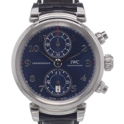 """IWC Da Vinci Chronograph Edition """"Sport for Good Foundation - IW393402"""