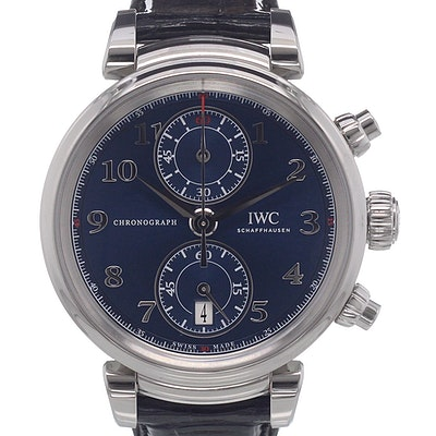 "IWC Da Vinci Chronograph Edition ""Sport for Good Foundation - IW393402"