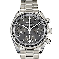 Omega Speedmaster 38 Co-Axial Chronograph  - 324.30.38.50.06.001