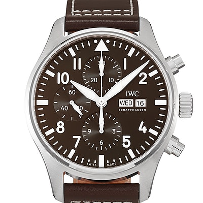 "IWC Pilot's Watch Chronograph Edition ""Antoine de Saint"" - IW377713"