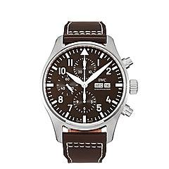 """IWC Pilot's Watch Chronograph Edition """"Antoine de Saint"""" - IW377713"""