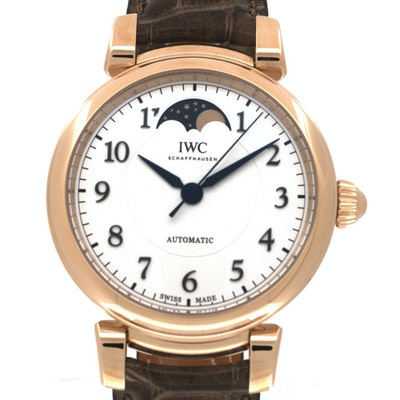 IWC Da Vinci Automatic Moon Phase 36 - IW459308