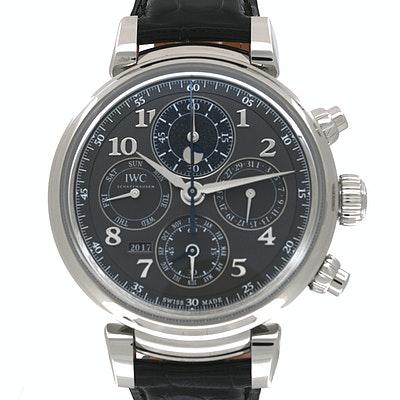 IWC Da Vinci Perpetual Calendar Chronograph - IW392103