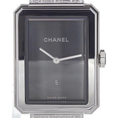 Chanel Boy-Friend Tweed - H4878