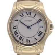 Cartier Santos Ronde - 1900