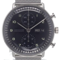 Junghans max bill Chronoscope - 027/4500.45