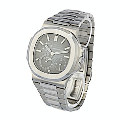 Patek Philippe Nautilus Power Reserve Moon Phases - 5712/1A-001