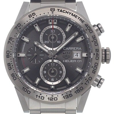 Tag Heuer Carrera Calibre Heuer 01 Automatic Chronograph - CAR208Z.BF0719