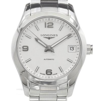 Longines Conquest Classic - L2.385.4.76.6