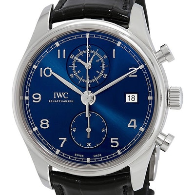 IWC Portugieser Chronograph Classic - IW390303