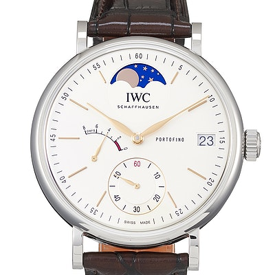 IWC Portofino Hand-Wound Moon Phase - IW516401