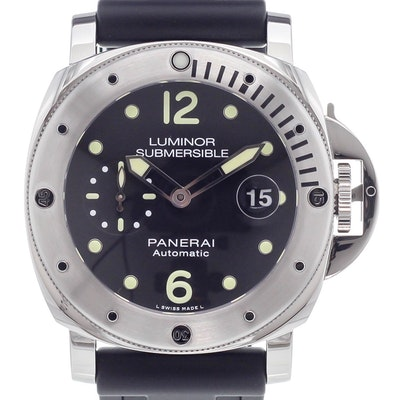 Panerai Luminor Submersible Automatic Acciaio - PAM01024