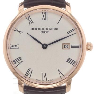 Frederique Constant Slimline  - FC-306MR4S4