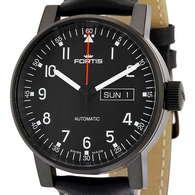Fortis Spacematic Pilot Professional - 623.18.71 L01