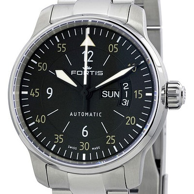 Fortis Flieger Cockpit One - 704.21.18 M