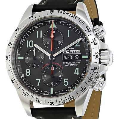 Fortis Classic Cosmonauts Chronograph p.m. - 401.21.11 L01