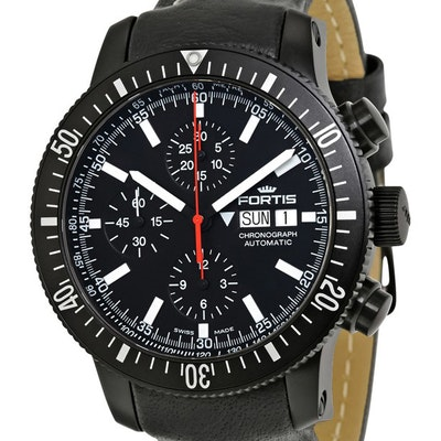 Fortis Specialties Monolith Chronograph - 638.18.31 L01