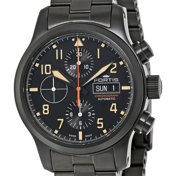 Fortis Aeromaster Stealth Chronograph 656.18.18 M
