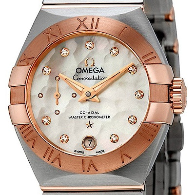 Omega Constellation Co-Axial Master Chronometer Small Seconds - 127.20.27.20.55.001