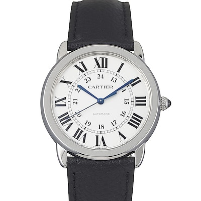 Cartier Ronde Solo - WSRN0021
