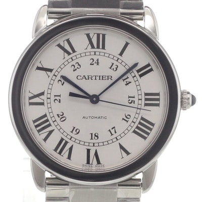 Cartier Ronde Solo - WSRN0012