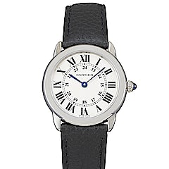 Cartier Ronde Solo - WSRN0019
