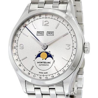 Montblanc Heritage Chronométrie Quantième Complet - 112647