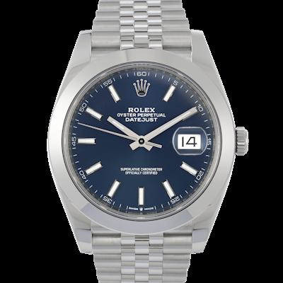 Rolex Datejust 41 - 126300