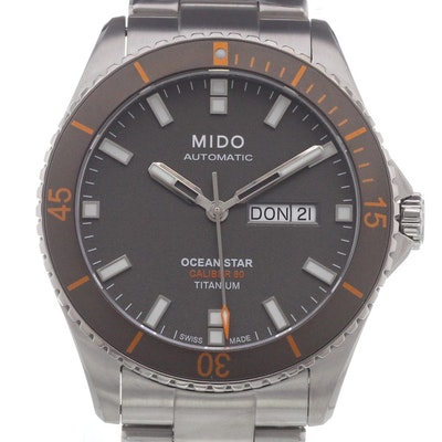 Mido Ocean Star Captain - M026.430.44.061.00