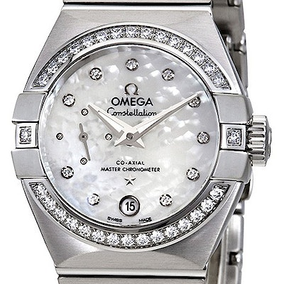 Omega Constellation Co-Axial Master Chronometer Small Seconds - 127.15.27.20.55.001