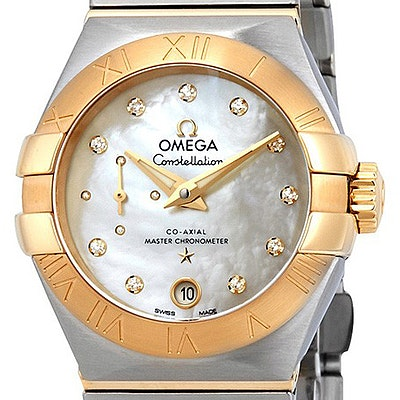 Omega Constellation Co-Axial Master Chronometer Small Seconds - 127.20.27.20.55.002