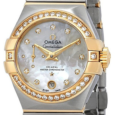 Omega Constellation Co-Axial Master Chronometer Small Seconds - 127.25.27.20.55.002