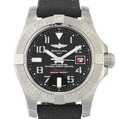 Breitling Chronomat Avenger II Seawolf  - A17331101B1W1