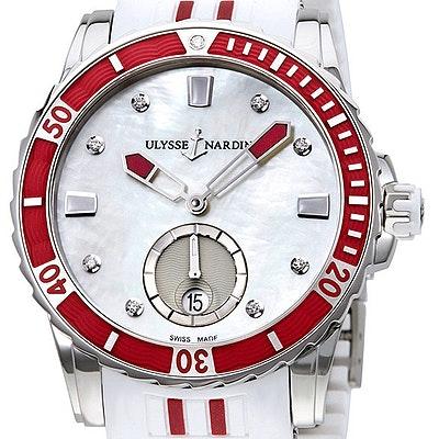 Ulysse Nardin Diver  - 3203-190-3R/10.16