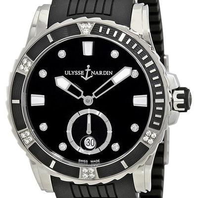 Ulysse Nardin Diver  - 3203-190-3C/12.12