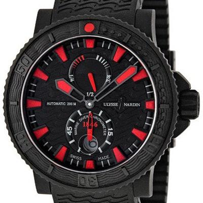 Ulysse Nardin Marine Maxi - 263-92-3C