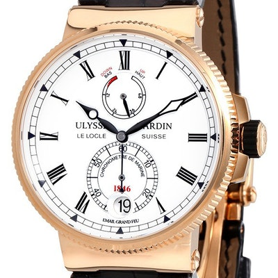 Ulysse Nardin Marine Chronometer - 1186-126/E0