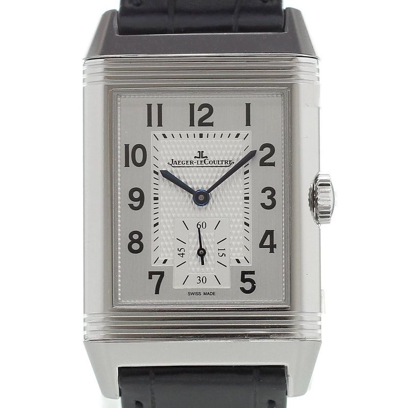 8febb14d418 Jaeger-LeCoultre. Reverso Classic Large Duoface Small Seconds