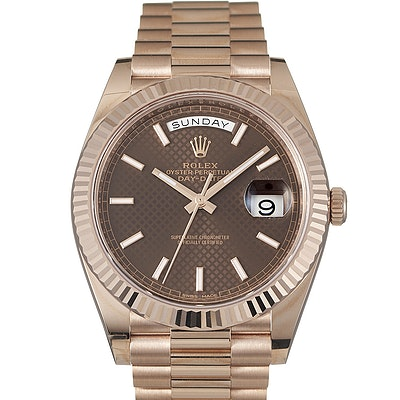 Rolex Day-Date 40 - 228235