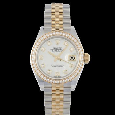 Rolex Lady-Datejust 28 - 279383RBR